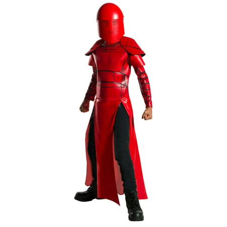 Star Wars Episode VIII - The Last Jedi Deluxe Child Praetorian Guard Costume (Star Costume For Baby)