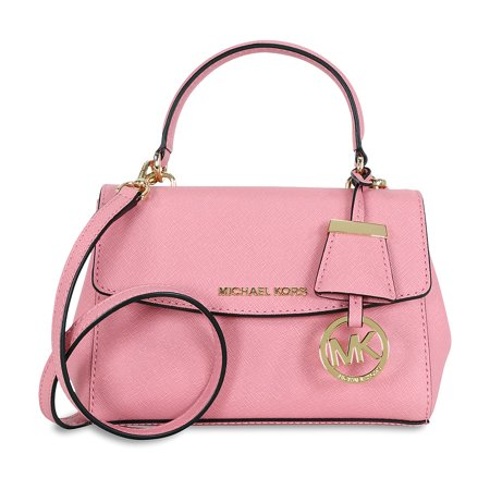 18804650d83df Michael Kors - michael kors ava extra small saffiano leather crossbody -  misty rose - Walmart.com