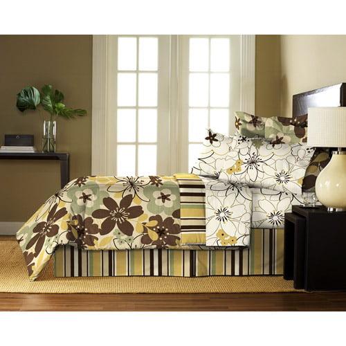 Lush Tan Comforter Set