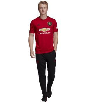 adidas Men's Manchester United Home Jersey 2019-20 | ED7386 (Mens Real Madrid Soccer Jersey)