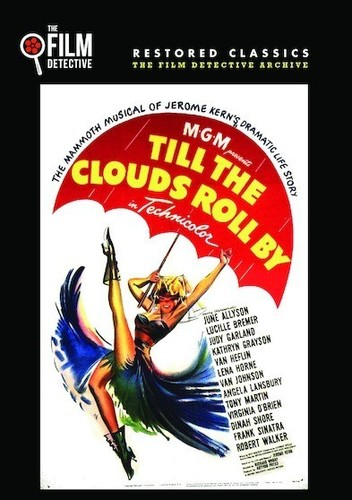 Till The Clouds Roll By Dvd Walmart Com Walmart Com