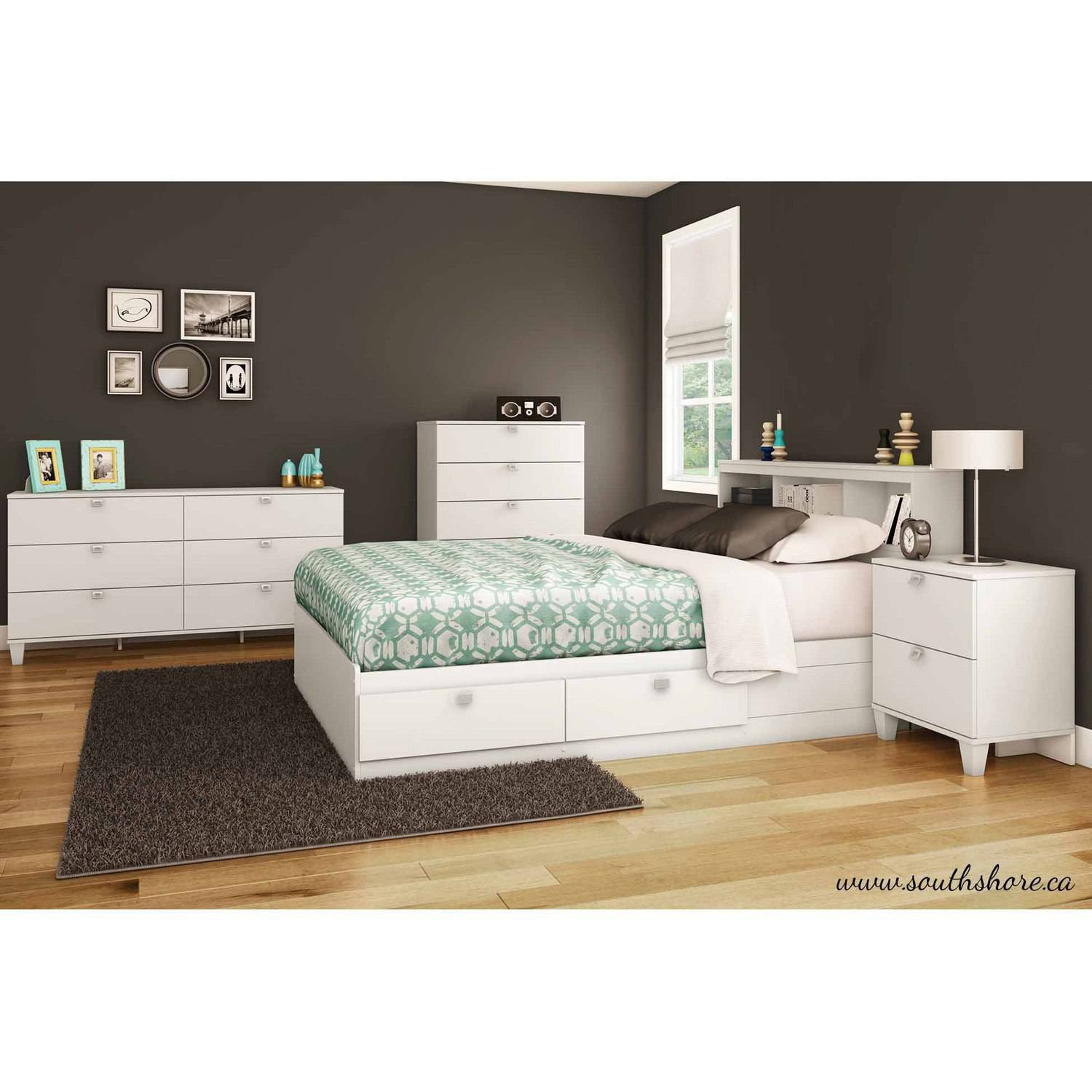 south shore bedroom furniture south shore karma bedroom furniture collection walmart 17385