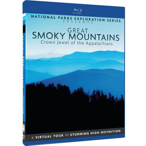 National Parks Exploration Series: The Great Smoky Mountains - Crown Jewel Of The Appalachians (Blu-ray) (Widescreen)