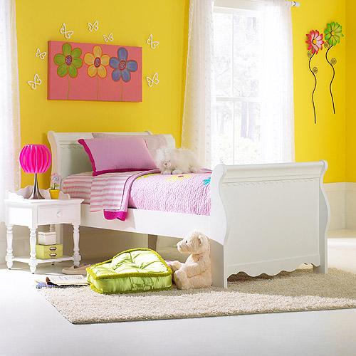 Hillsdale - Lauren Twin Sleigh Bed