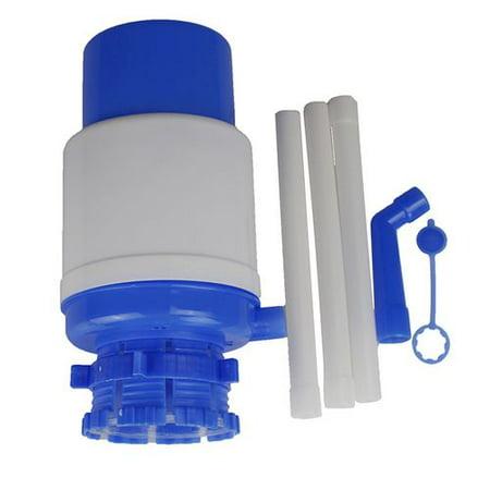 Michellem 5 Gallon Bottled Drinking Water Hand Press Manual Pump Dispenser Jug Home Office