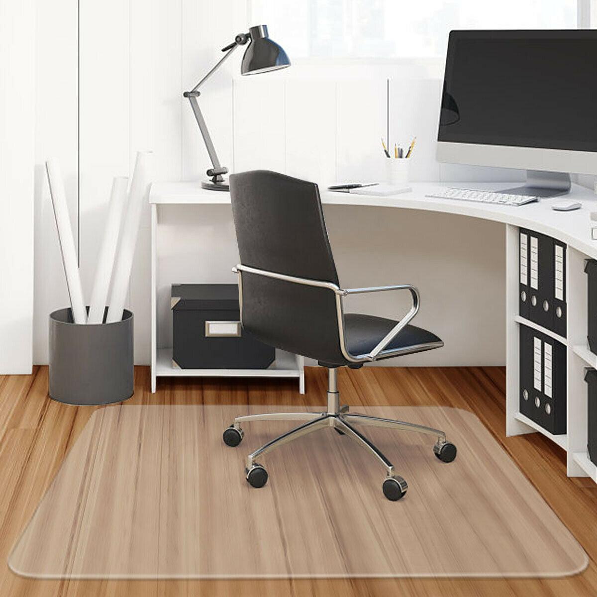 Costway 47 X Pvc Chair Floor Mat