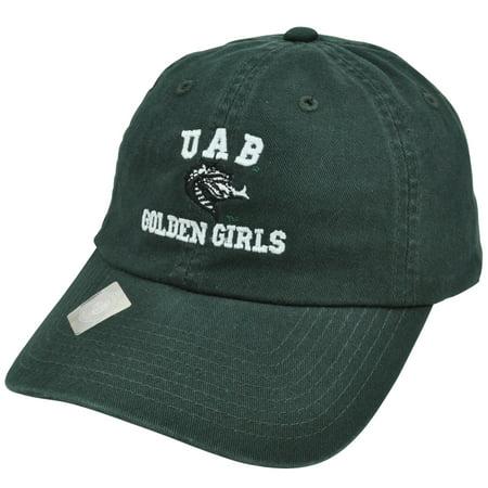 NCAA Top of World Hat UAB Alabama Birmingham Blazers Golden Girls Garment