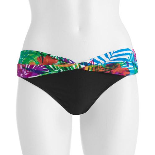 Catalina Women's Mix 'n Match Foldover Hipster Bikini Bottom
