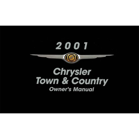 Bishko OEM Repair Maintenance Owner'S Manual Bound for Chrysler Town & Country