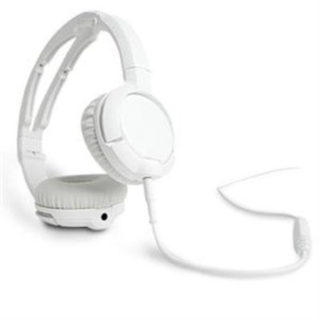 eee7b885e90 Steelseries Flux Headset White 6 Foot Cable With 3.5Mm Connector -  Walmart.com