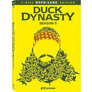Duck Dynasty: Season 5 (Duck-Luxe Edition) (Walmart Exclusive) (Widescreen, WALMART EXCLUSIVE)