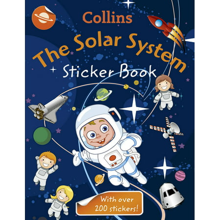 Collins The Solar System Sticker Book ()