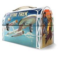 Star Trek TOS 1/1000 Enterprise Model with Lunchbox