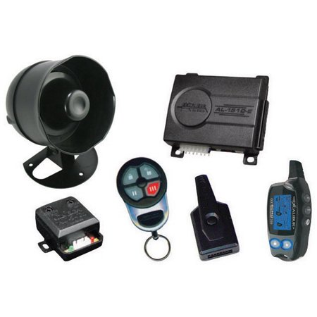 AL1510EDP Omega 2-way keyless entry and security system 1 2-way remote 1 standard