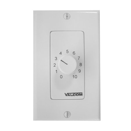 Wall Mount Volume Control, Dec, Country of Origin: USA. Recycled Packaging: Yes. By VaWalmart Wall Mount Volume Control