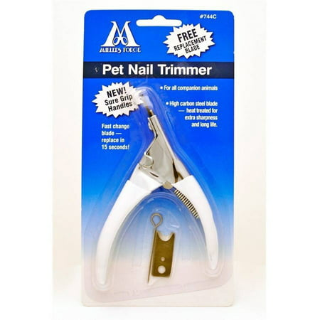 Guillotine Dog Nail Clipper - Millers Forge Guillotine Nail Clipper
