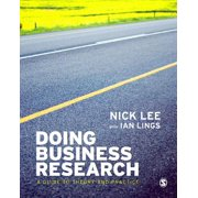 Doing Business Research - eBook