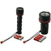 Sentry Grip-Tite Flashlight, 2-Pack