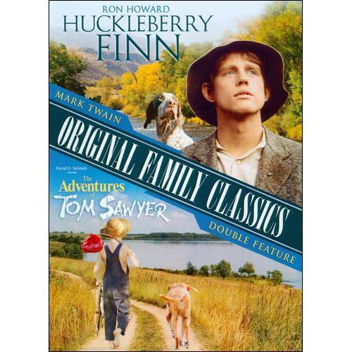 Mark Twain Original Family Classic: Huckleberry Finn / Tom - Classic Halloween Movies Family