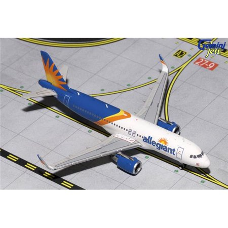 Allegiant Air Airbus A320-200S 1-400 Model Airplane