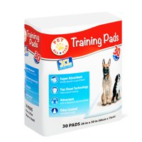 Pet All Star XL Training Pads, 26 in x 30 in, 30 Count