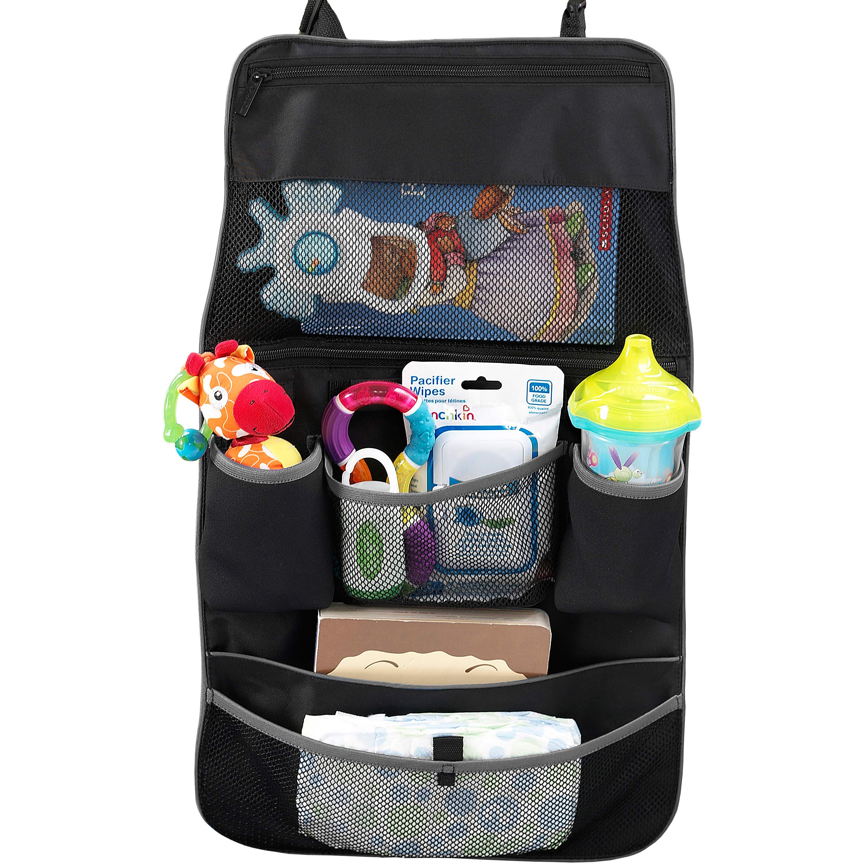 SafeFit Backseat and Stroller Organizer