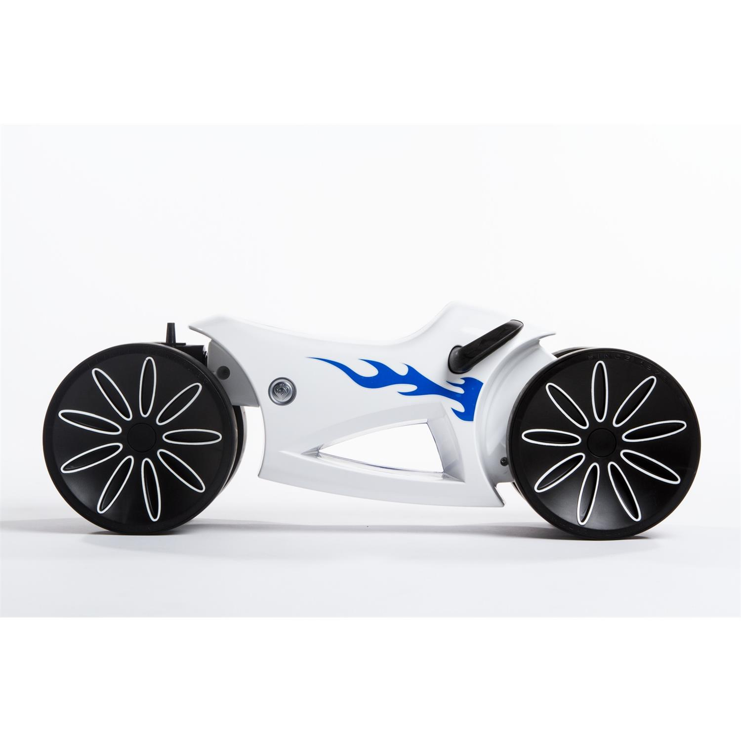 yoMOTO Ride-On Bike - Blue