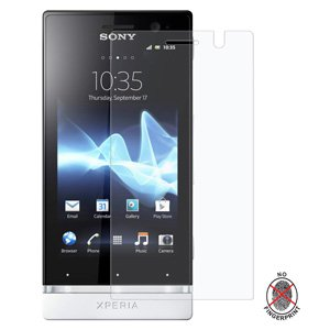 Premium Matte Anti Glare Screen Protector Scratch Guard for Sony Xperia U