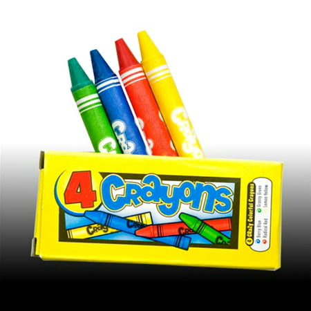 Four Crayons - Boxed - 12 boxes per pack - Adult Crayons