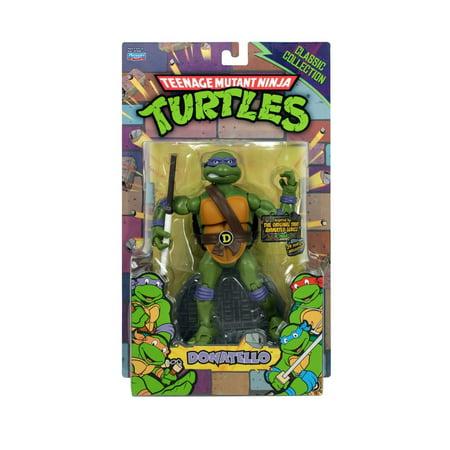 Teenage Mutant Ninja Turtles Classics Series Donatello Action - Ninja Turtle Donatello
