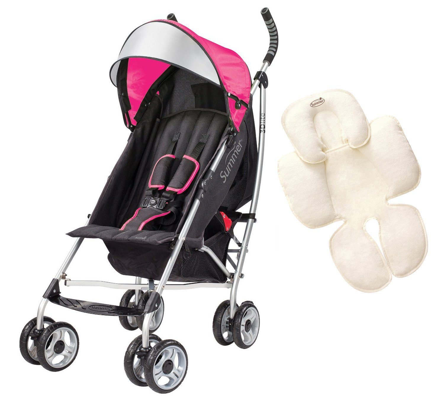 Summer Infant Products 3D Lite Convenience Stroller with ...