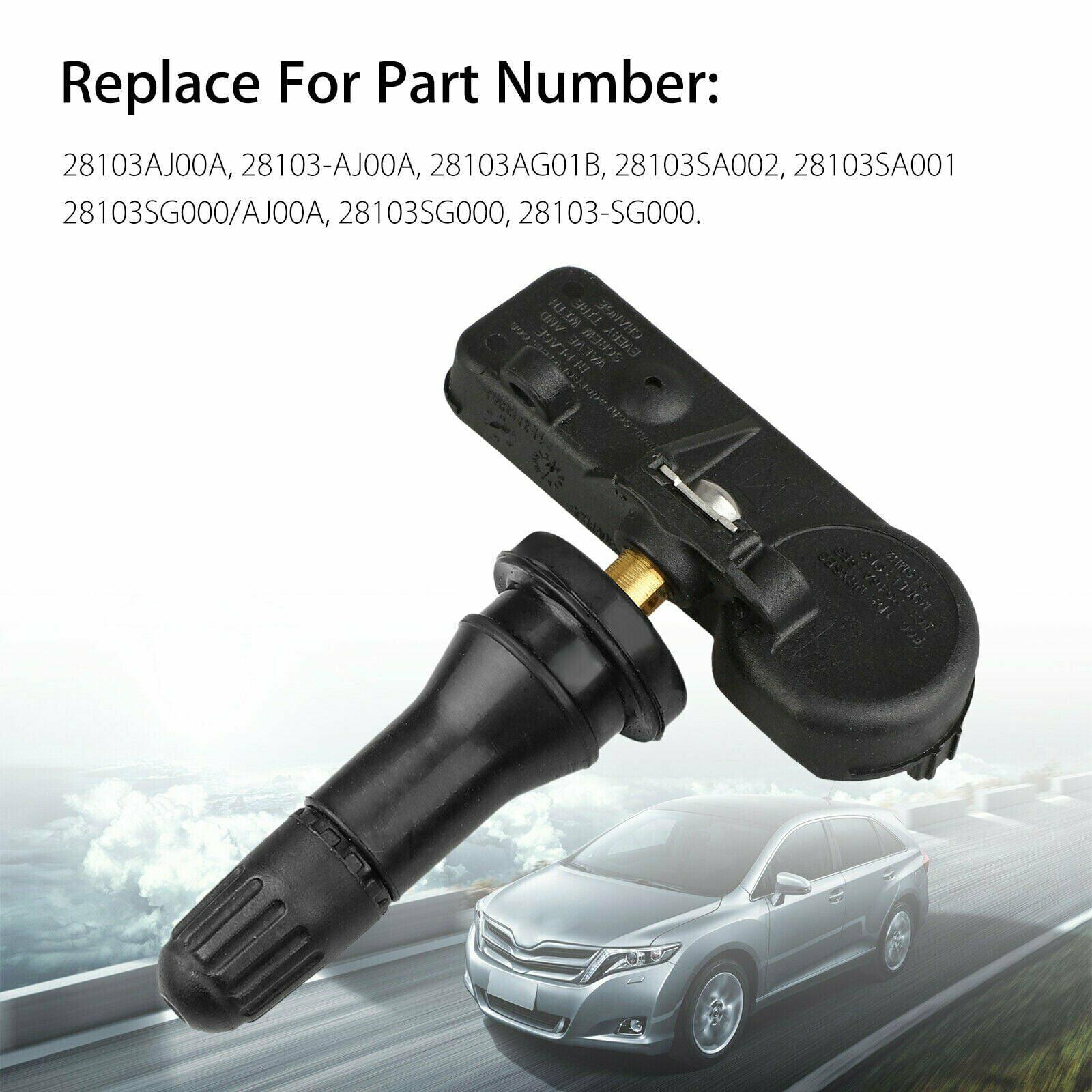 New Tire Air Pressure Sensors TPMS for Subaru Forester Impreza 28103SG000 US