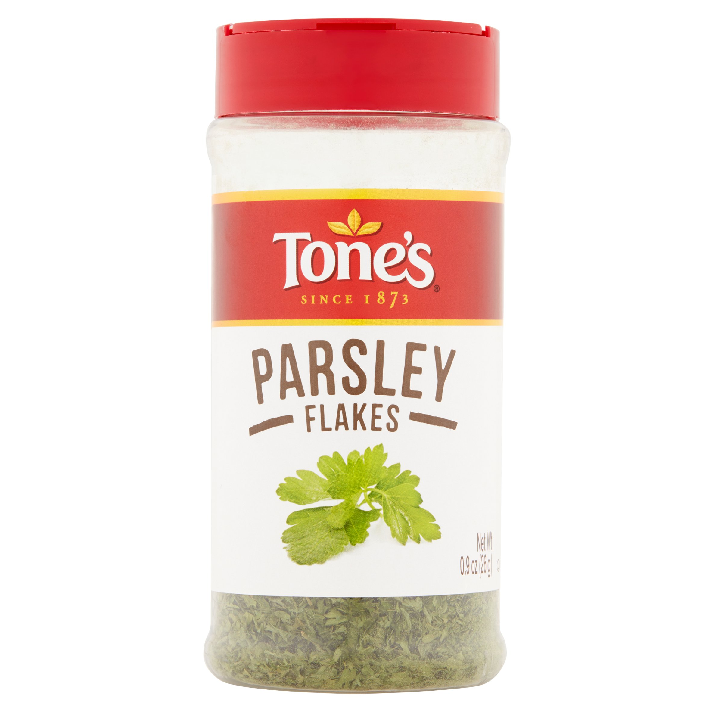 (3 Pack) Tone's Parsley Flakes, 0.9 oz