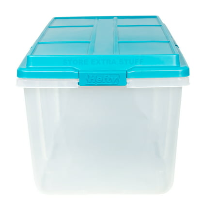 Hefty® HI-RISE™ 113-Quart Storage Bin