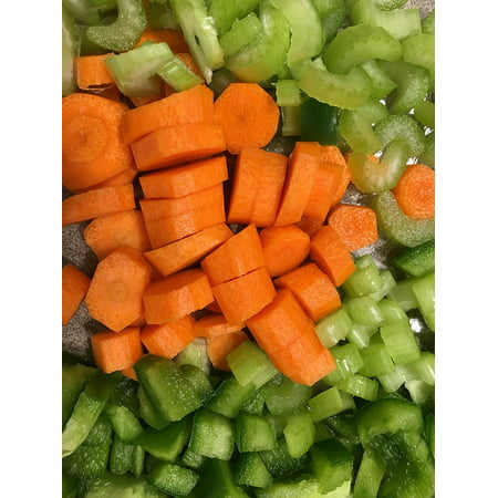 LAMINATED POSTER Healthy Carrots Vegetable Organic Produce Celery Poster Print 24 x (Fresh Produce Celery)