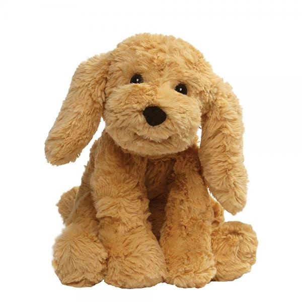 GUND Cozys Collection Puppy Dog Plush Stuffed Animal, Tan, 8""