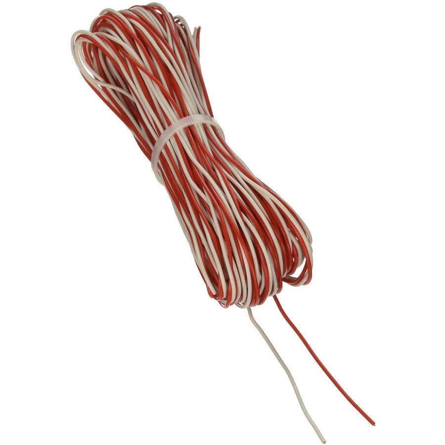 Woods 0453 Bell Wire, 24/2, 50-Foot