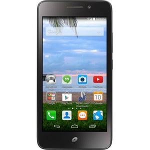 Straight Talk Huawei Pronto 4GB Prepaid Smartphone, Black (Bundle Promo Available)