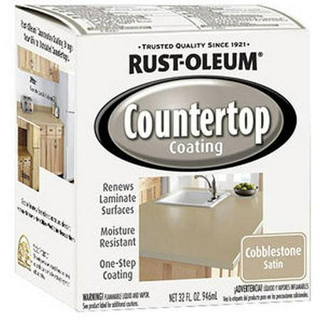 Rustoleum Countertop Paint Color Options : Rust-Oleum Countertop Coating, Quart, Black - Walmart.com