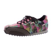 BALLY Women Vento Leather Golf Shoes Pink Purple