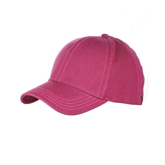 79b2fdd0a779 C.C - C.C Ponycap Messy High Bun Ponytail Adjustable Cotton Baseball Cap Hat,  Denim - Walmart.com