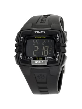 714eeedf5 Product Image Men's Expedition Rugged CAT Watch, Black Resin Strap