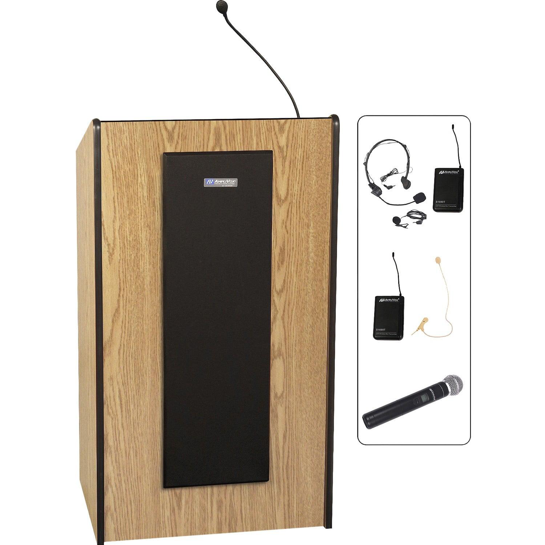 SW450 - Wireless Presidential Plus Lectern