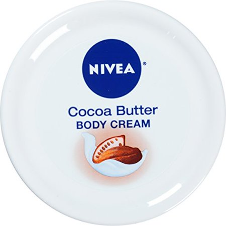 NIVEA Cocoa Butter Body Cream - 48 Hour Moisture For Dry Skin To Very Dry Skin - 15.5 oz. Jar - image 1 of 3