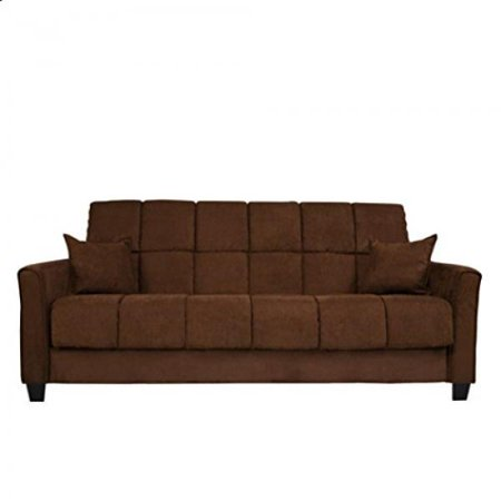 Baja convert a couch and sofa bed multiple colors dark for Baja convert a couch and sofa bed reviews