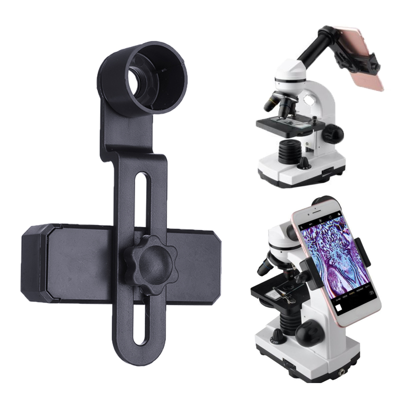 Microscope Lens Adapter, Microscope Smartphone Camera Adaptor