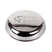 Rocket Racing Wheels RC1-01401 Chrome Center Cap