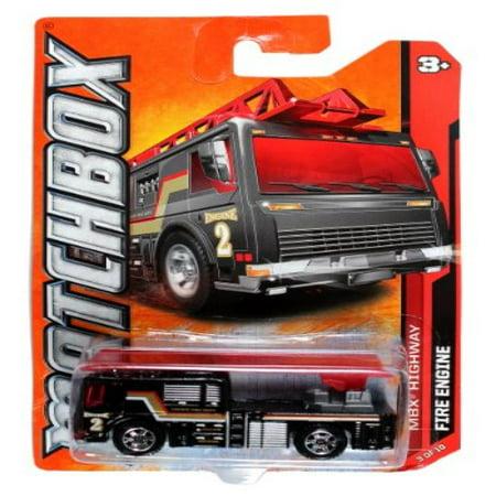 Mattel Year 2011 Matchbox MBX Highway Series 1:64 Scale Die Cast Car #3 -