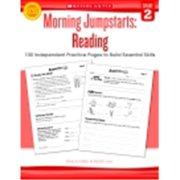 Scholastic Morning Jumpstarts - Reading, Grade 2
