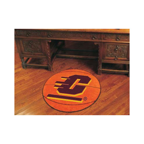 Fanmats Collegiate 27 in. Basketball Mat